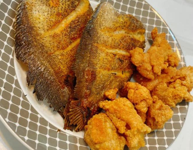 ปลา สลิด ไข่